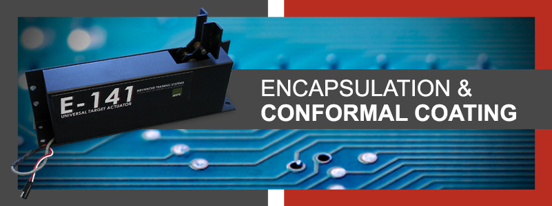 ENCAPSULATION & CONFORMAL COATING from Embedded Design Solutions